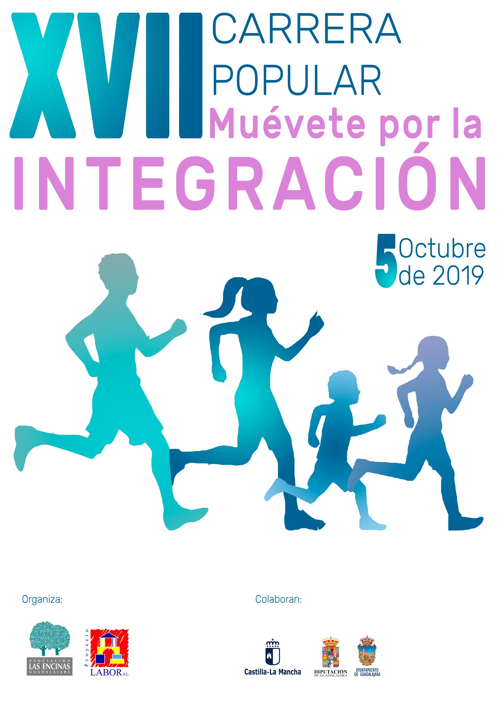 XVII Carrera Popular Muévete Por La Integración