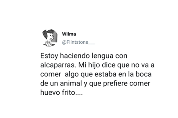 chiste wilma post