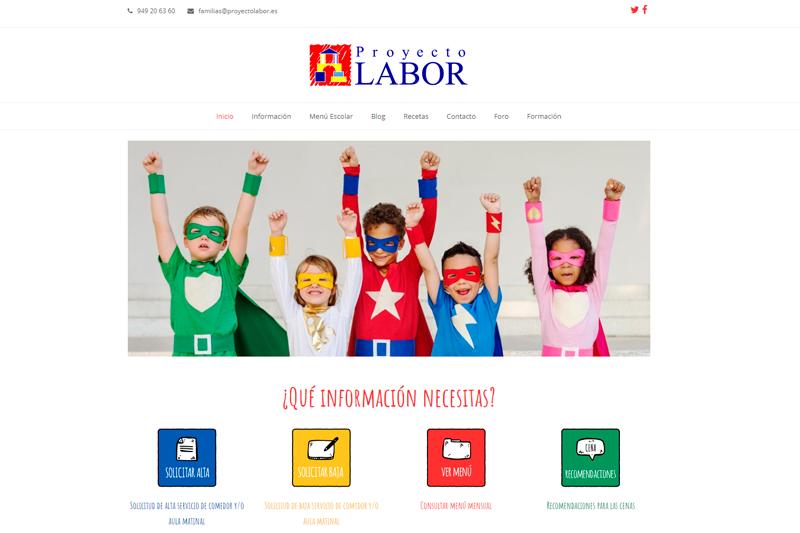 Proyecto Labor entidad beneficiaria de CEPES