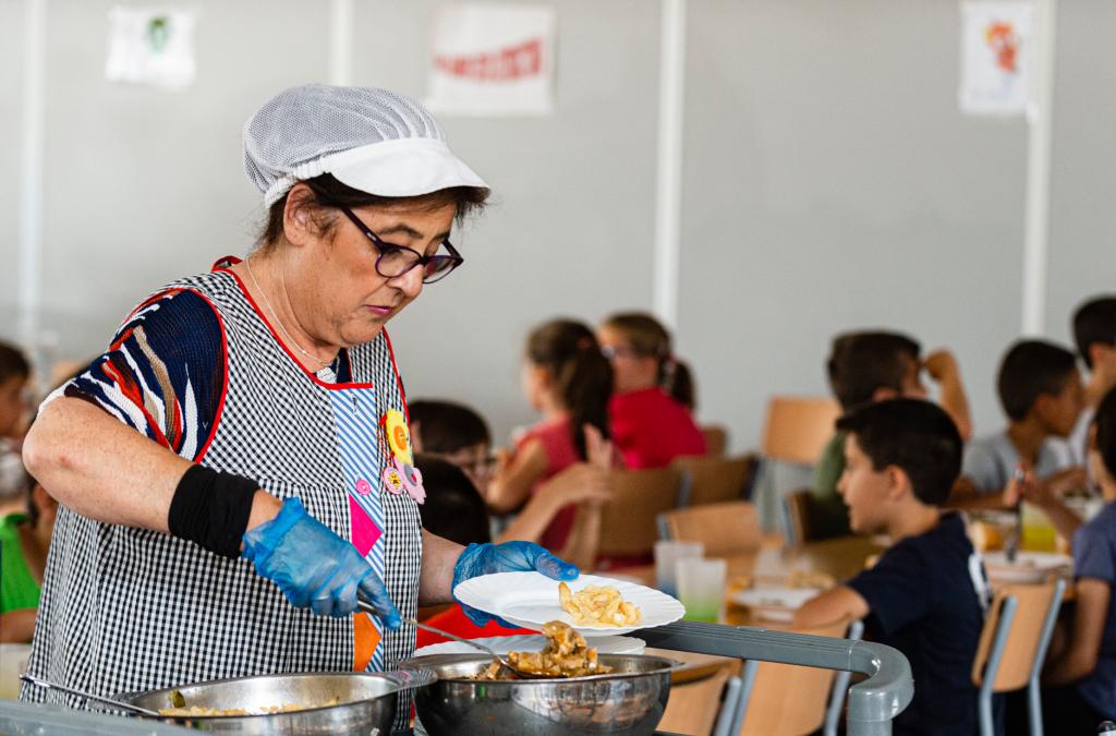 Restauración colectiva: gestión integral de comedores escolares