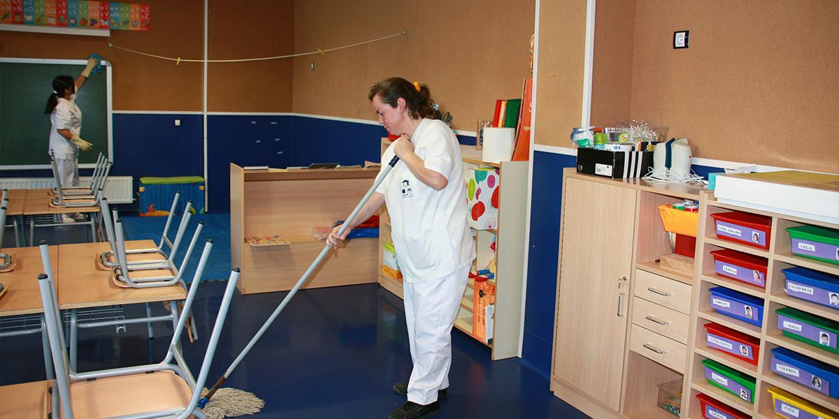 limpieza de interiores y manipulados industriales