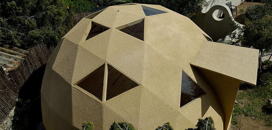 Primer curso creacion y construccion domo en Castillejos
